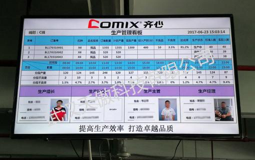 异常电子安灯看板系统功能之1-20200305新闻资讯-武汉天傲科技有限公司