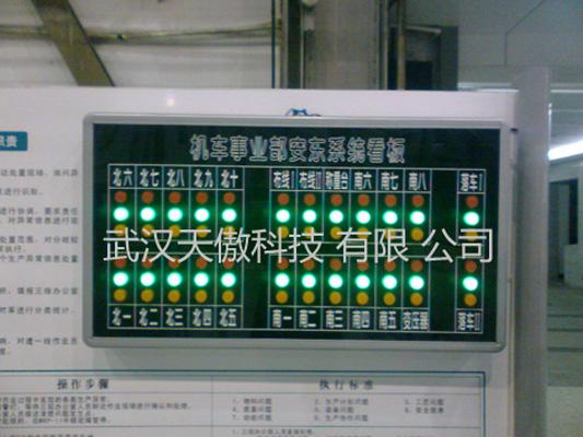 20190830新闻资讯-ANDON系统怎样应用在设备故障中-武汉天傲科技有限公司